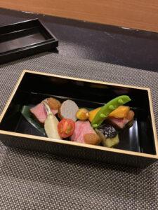 東京マリオットホテルG ~和 Selection~ディナーコース