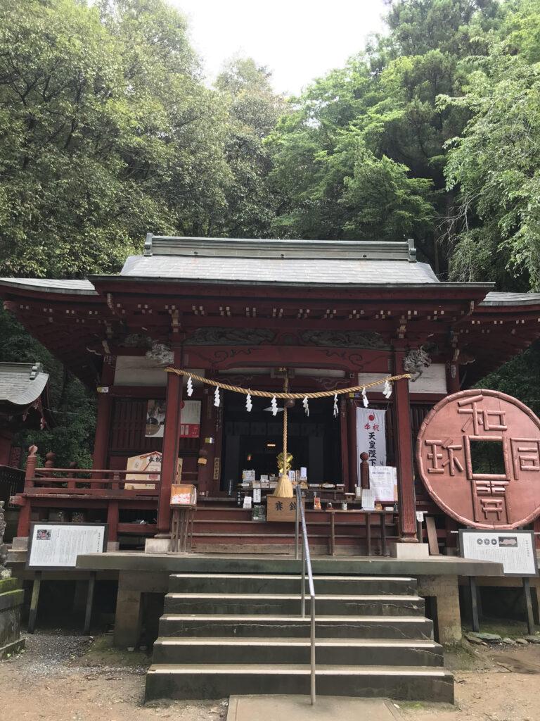 秩父聖神社本殿