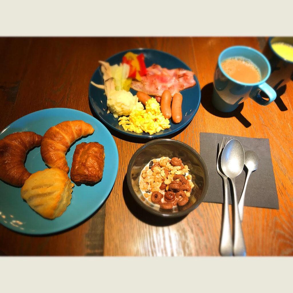 モクシー東京錦糸町朝食