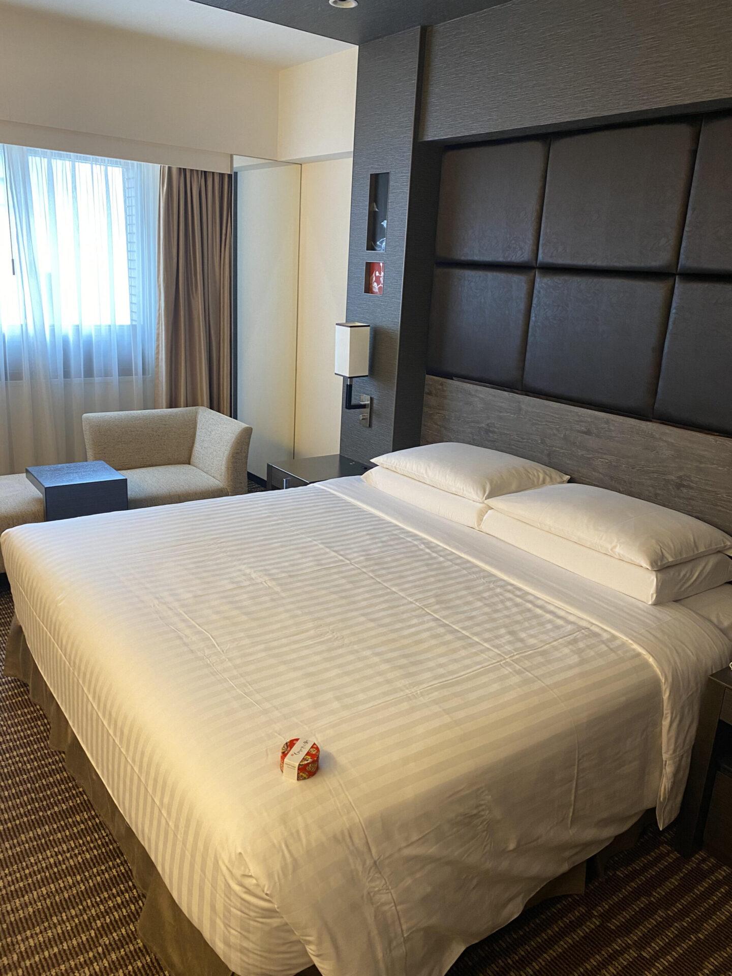 コートヤード・マリオット銀座東武ホテルキング客室