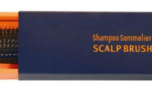 シャンプーソムリエスカルプブラシ