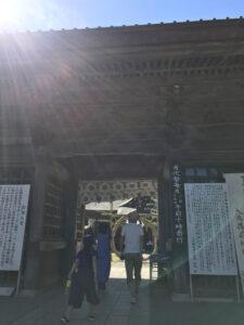大洗磯前神社門