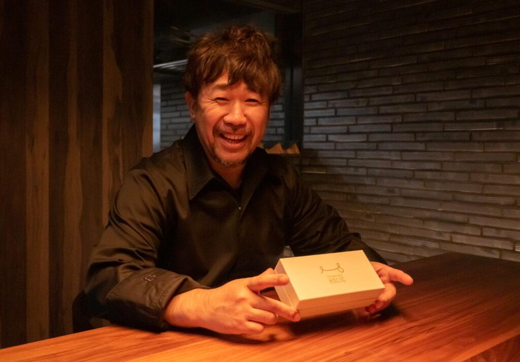 長谷川稔チーズケーキ