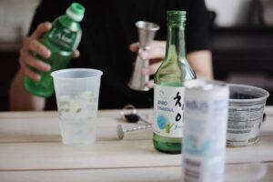 韓国 爆弾酒